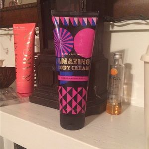 Bath an body works marshmallow lotion